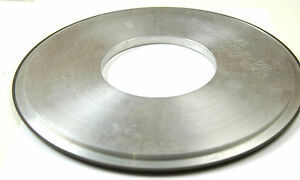 12 1 2 X 7 16 X 5 Diamond Grinding Wheel 65 Degree Included Angle e 1 9 3 27