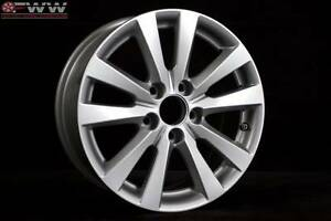 Honda Civic 16 2012 12 Silver Factory Oem Wheel Rim