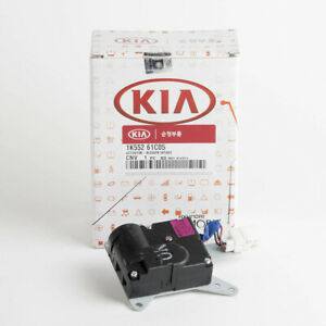 Genuine Oem Kia Actuator Blower intake 2001 2005 Sedona 1k552 61c05