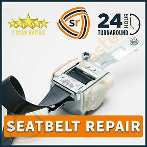 Ford Seat Belt Repair Buckle Pretensioner Rebuild Reset Recharge Seatbelts