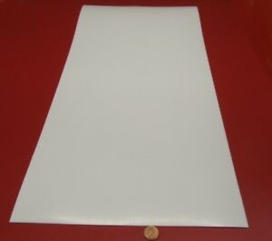 Teflon Ptfe Virgin Sheet 1 16 062 X 12 X 24 White