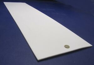 Teflon Ptfe Virgin Sheet 3 16 187 Thick X 12 X 48 White