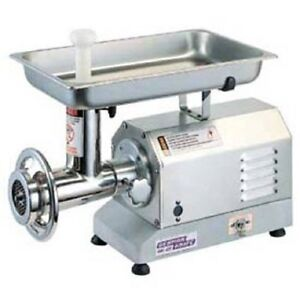 New German Knife By Turbo Air Commercial Meat Grinder
