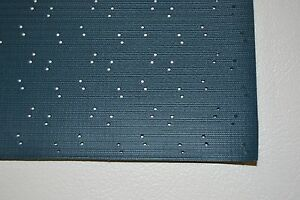 1975 75 Chevelle Malibu Ss Blue Perforated Hardtop Headliner Usa Made