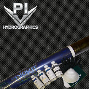 Hydrographic Kit Hydro Dipping Water Transfer Print Hydrodip Carbon Fiber Cf 181
