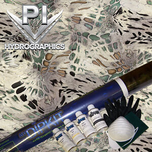 Hydrographic Kit Hydro Dipping Water Transfer Hydro Dip Prym1 Hc Camo Rc 416