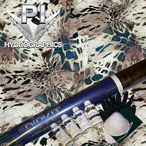Hydrographic Kit Hydro Dipping Water Transfer Hydro Dip Prym1 Camo Wave Rc 418