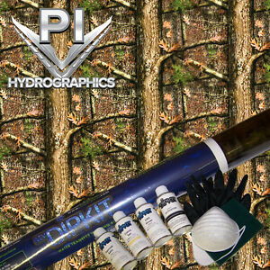 Hydrographic Kit Hydro Dipping Transfer Hydro Dip Nfoakus Camo Reduced Rc 616 1