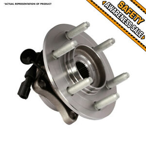 For 2003 2006 Ford Expedition Lincoln Navigator Rear Wheel Hub Bearing 2wd 4wd