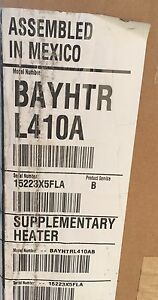 Trane Bayhtrl410a Supplementary Electric Heater