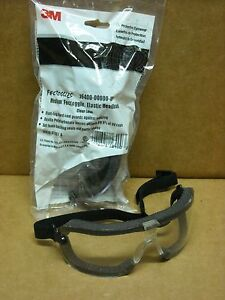 3m Fectoggles Safety Goggles Glasses Anti fog Clear Lens Ansi Z87 1 Box Of 10