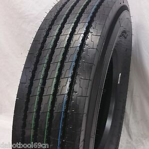 2 Tires 295 80r22 5 Road Warrior J 18pr Steer 366 Truck Tires 29580225