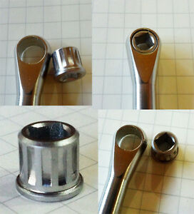 dental Implant Torque Wrench Adapter Insert