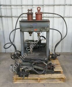 Little Swede 5 Hp Water Pump Electric Hydraulic Shop Press Waterpump