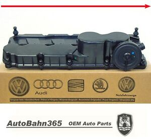 New Genuine Oem Vw Valve Cover Pcv Valve 2 5 Jetta Rabbit Golf Passat 2006 14