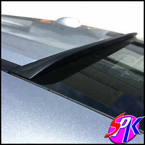 Spk 244r Fits Honda Accord 2003 07 2dr Polyurethane Rear Roof Window Spoiler