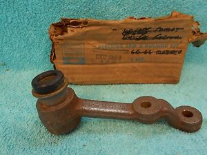 1960 63 Ford Falcon 1960 62 Comet With Manual Steering Idler Arm Nos Ford 916