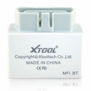 Xtool Iobd2 Bluetooth Obd2 Code Reader Diagnostic Tool For Ios Iphone Android