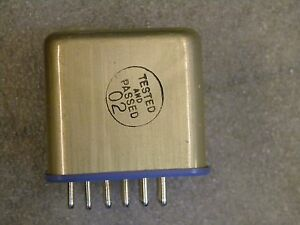 Dynastat Voltage Regulator Dy7725 5 Nsn 6110 00 651 4040