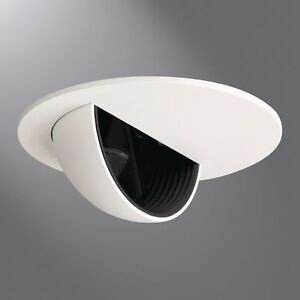 Cooper Lighting E3sa Iris 3 Adjustable Recessed Slope Can Light
