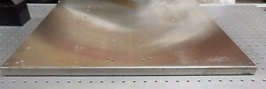 Stainless Steel Plate 24 X 22 X 1