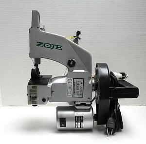 Zoje Zj26 1a Portable Bag Closer Heavy Duty Industrial Sewing Machine 220v