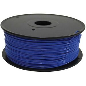 New 3d Stuffmaker Pla 3d Printer Basic Filament 1 75mm 1 Kg Blue