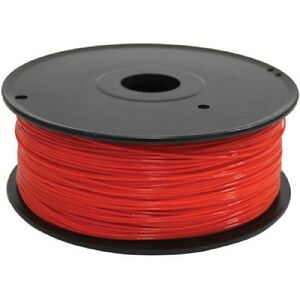 New 3d Stuffmaker Pla 3d Printer Basic Filament 1 75mm 1 Kg Red