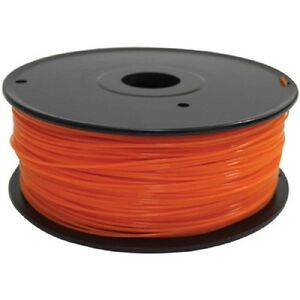 New 3d Stuffmaker Pla 3d Printer Basic Filament 1 75mm 1 Kg Orange