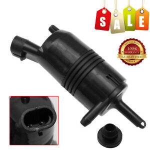 Us Stock Front Windshield Washer Pump Fits Buick Cadillac Chevrolet Gmc Pontiac