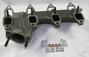 New 1958 68 Lincoln Mercury 430 462 383 Exhaust Manifold Drivers Left Side W kit