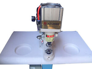 Xd 2808 pneumatic Snap Button Machine