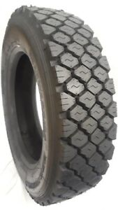 1 Tire 225 70r19 5 Road Crew 490 Drive Tires 14 Ply Heavy Duty 128 126l