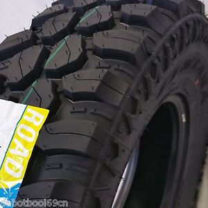 1 New Lt 31x10 50r15 Mud Terrain 109q Road Warrior Ardent A t A s Suv Mt Tires