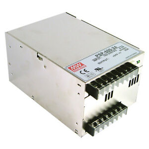 Mean Well Psp 600 48 Ac To Dc Power Supply Single Output 600 Watt Us Distributor