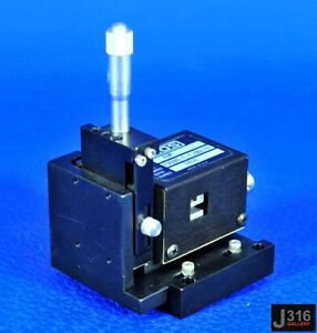 2563 Neos Accousto optic Modulator W Newport Stage 23080 1 1 06ltd