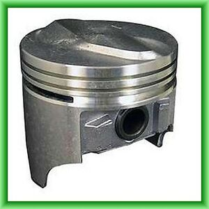 Gm 1965 1969 Bbc 396 Chevy Dome Top Pistons Rings Wrist Pins Set Of 8 All Sizes