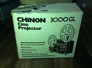 chinon 3000gl 8mm super 8 reg 8 cine