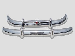 Stainless Steel Bumper For Volvo Pv 444