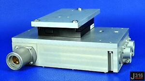 2684 Aerotech Manual Positioner Platform Stage Ats303a