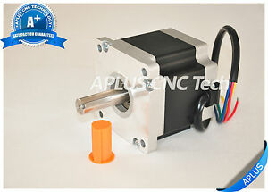 Nema 42 Stepper Motor 100mm 1696oz in 6 0a Bipolar 4 Wires