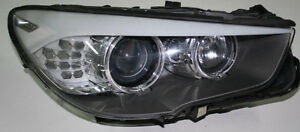 Hella Bi xenon Right Side Passenger Headlight Led Drl For Bmw F07 Gt 09 13