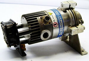 Varian Turbo v 70d Macrotorr Turbo Vacuum Pump
