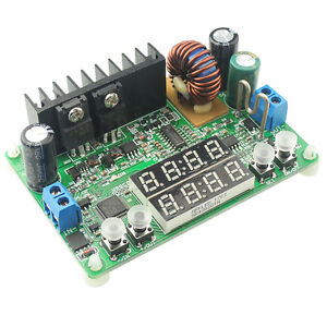 Constant Voltage Current Step down Programmable Power Supply Module Converter