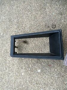 1971 73 Ford Mustang Mach1 coupe Passenger Heater ac Vent Dash Mounting Bracket