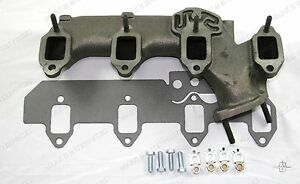 Exhaust Manifold Passenger Right Side 1958 1960 Mercury 383 Cu In Usa New
