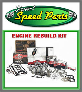 Ford 302 5 0l Engine Rebuild Kit By Enginetech 1996