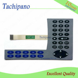 Membrane Switch Keypad For Ab 2711p k6m8a Panelview Plus 600