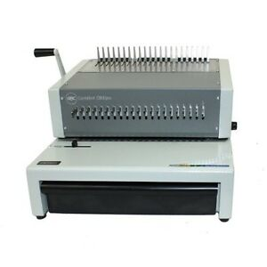 Refurbished Ibico Hp 28 16 Manual Plastic Comb Punch