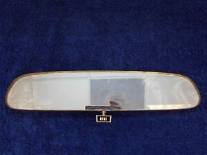 Vintage 1950 s 60 s Ford Mercury Day Night Rearview Mirror 1016